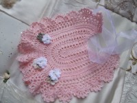 ANGEL BIBS..CHOICE OF 3 COLORS.